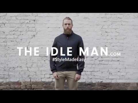 THE IDLE MAN #StyleMadeEasy - Heritage