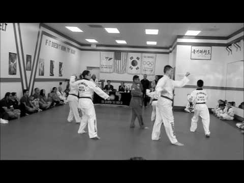 World Taekwondo Federation (WTF): Black-belt Testing
