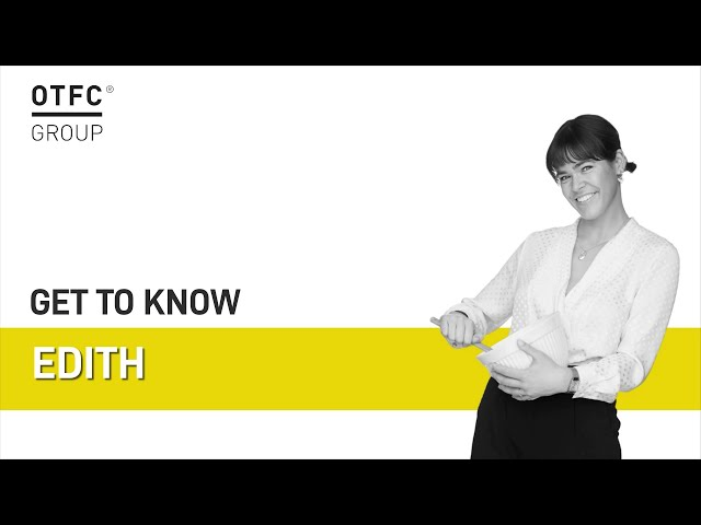 Get to know Edith