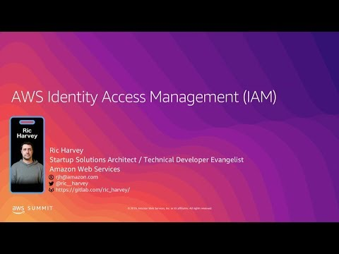 Identity, and Access Management and Directory Services