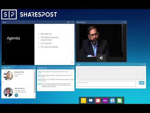 Asheesh Birla Internet of Value - Opportunities & Challenges in Blockchain