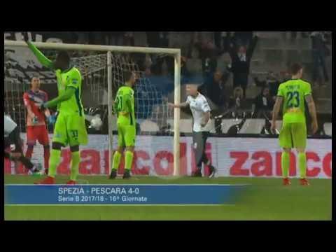 Spezia - Pescara 4-0