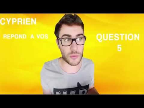 cyprien repond a vos questions 5 youtube. Black Bedroom Furniture Sets. Home Design Ideas
