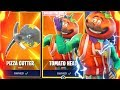 TOMATO HEAD New Free Skins Bundle In Fortnite Battle Royale! (New Tomato Head Fortnite Skins Update)