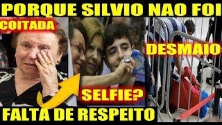 Pq Silvio Santos Não Foi? Despedida de Gugu Liberato Marcada por Tristeza de Famosos e Fãs