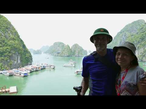 Halong Bay-Vietnam 4K