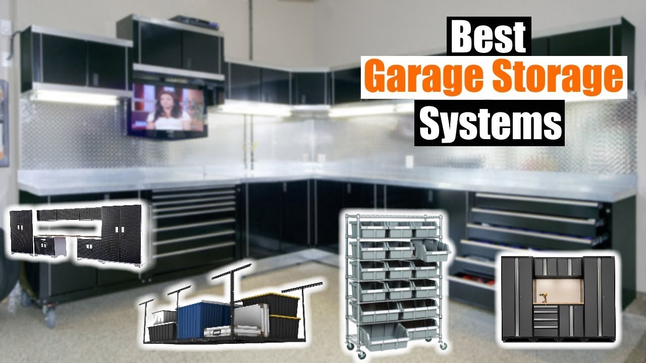 Best Garage Storage Systems 2019 You Must Buy! Complete