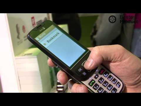 Doro PhoneEasy 740 preview