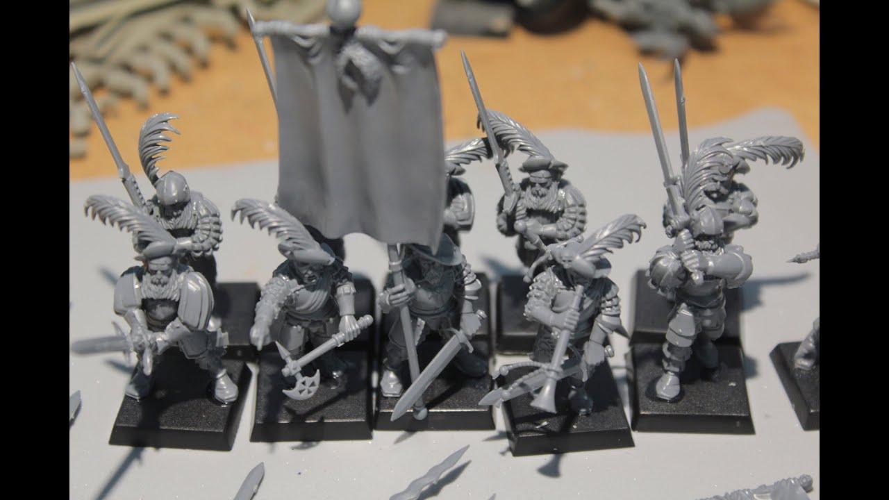 Games Workshop Warhammer Fantasy Battle The Empire Greatsword A Metal OOP