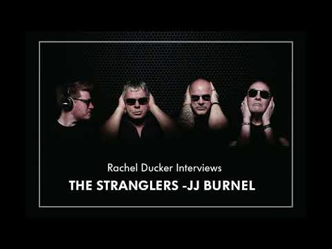 'We pulled his trousers down and tied him to the Eiffel Tower' - JJ Burnell, The Stranglers