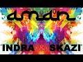 Skazi & Indra - Aman (Official Audio)