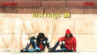 Aye Hip Hopper song dance cover by sunder and Vijay last kings