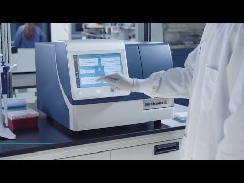 Molecuar Devices SpectraMax iD3 Multi-Mode Microplate Reader