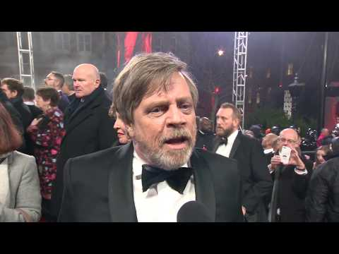 Star Wars: The Last Jedi European Premiere Soundbites || SocialNews.XYZ