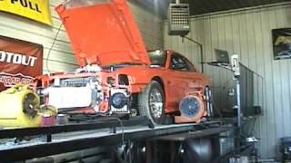 twin turbo 427 sbf on e 85