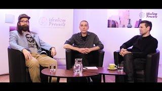 Fake News & die Medienrevolution - Ken Jebsen (KenFM) & Stephan Bartunek (Gruppe42) im Gespräch