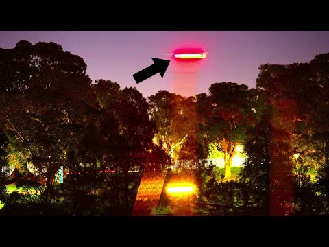6 Real UFO Sightings Caught On Film