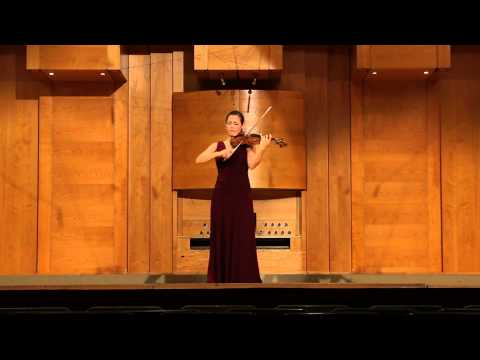 Hiyoli Togawa - Max Reger Suite No. 3 op. 131d - 3rd movement