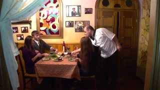 Ресторан грузинской кухни Mimino (Одесса)(Настоящая грузинская кухня и неповторимый колорит гостеприимной Грузии в ресторане «Мимино» в Одессе., 2014-05-21T15:04:08.000Z)