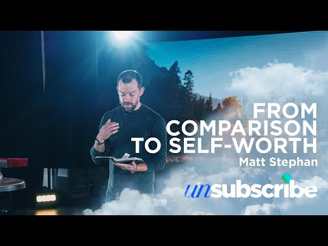 Unsubscribe: From Comparison To Self-Worth | Menlo Online | March 21