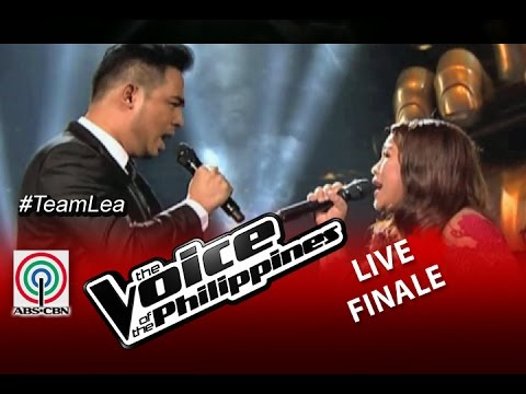 """The Live Shows """"Muli"""" Duet by Leah and Jed Madela (Season 2)"""