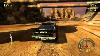 Flatout ultimate carnage pc gameplay