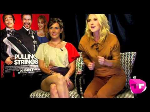 Entrevista con Laura Ramsey & Aurora Papile!