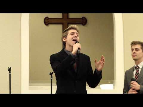 The Taylors sing I Believe In A Hill Called Mount Calvary