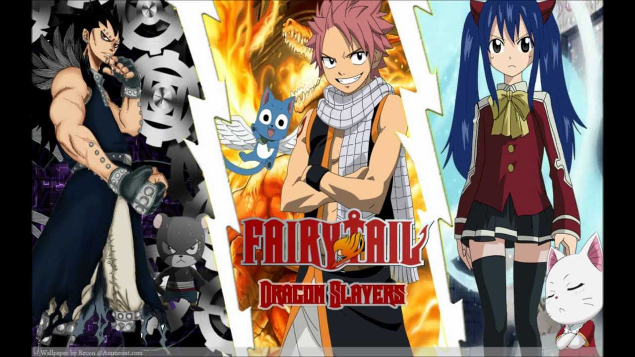 Dragon Slayer Fairy Tail Youtube