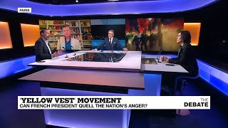 Yellow Vest movement: Can the French president quell the nation's anger?