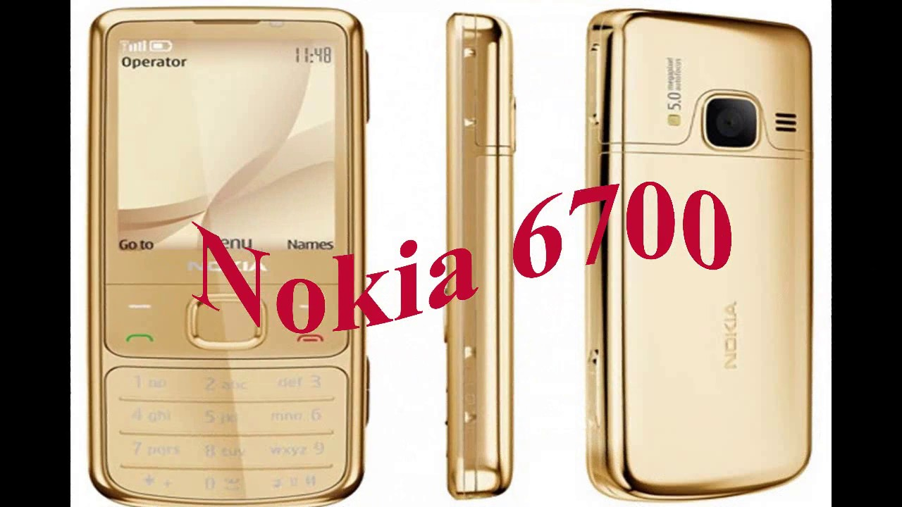 Легендарный Nokia 6700 - раритетные телефоны уже в продаже! - YouTube