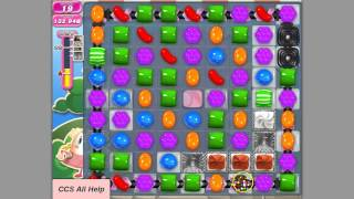 Candy Crush Saha Level 561 by Cookie