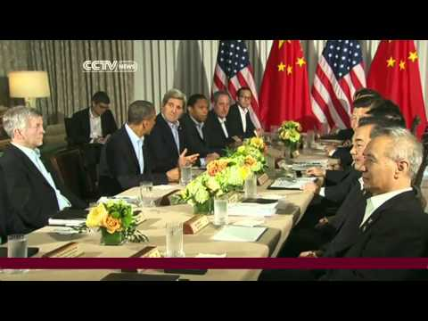 The New Approach to Managing the U.S. - China Relations