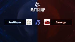 Heroes Evolved SA Arena DAY 1 | RealPlayer VS Synergy Team GAME 3