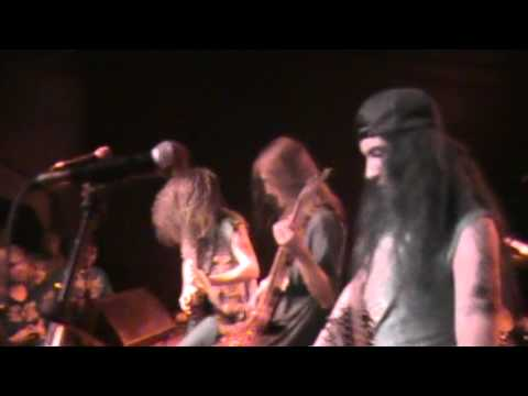 The Conjuring Live at Launchpad Albuquerque NM 7/22/13 opening for Havok