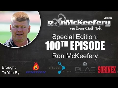 IGCT Episode #100: Ron McKeefery - Special Edition: The CEO Strength Coach
