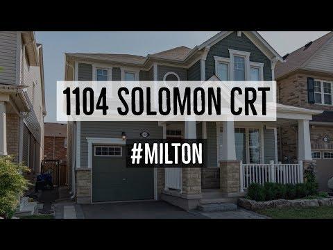 1104 Solomon Crt Milton Ontario - Ahmed  Elkadri Right At Home Realty