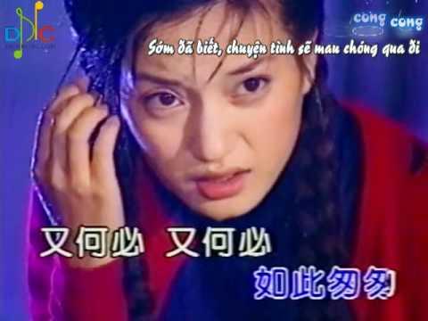 [Vietsub + Kara] Yan yu meng meng- 烟雨濛濛- Mưa gió mịt mù- Triệu Vy