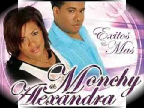 Monchy y Alexandra, Bachatas Exitos 2017.