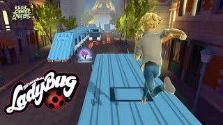 Miraculous Ladybug & Cat Noir #5 | Join ADRIEN on Paris Rescue Mission! By Crazy Labs
