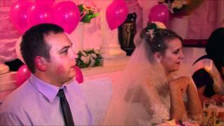 Поздравление от родителей невесты