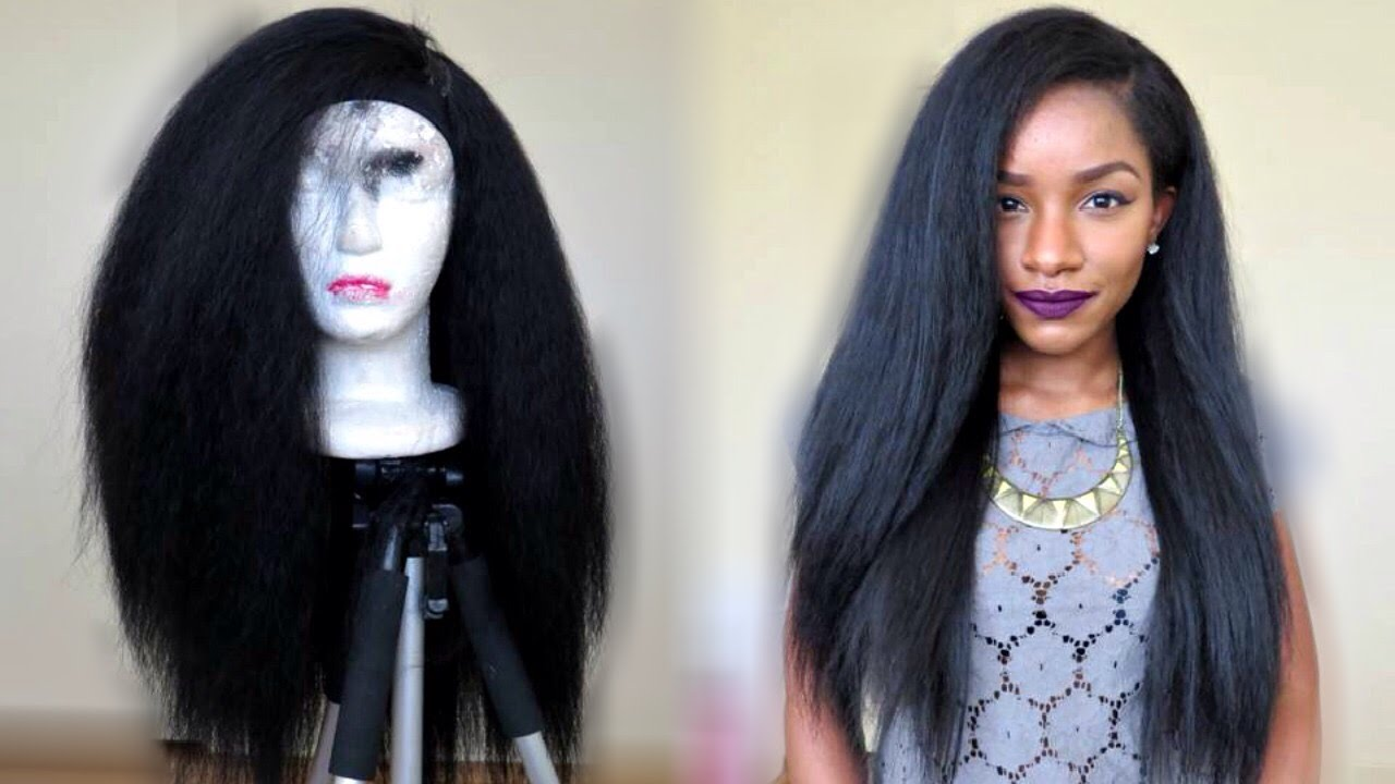 Straight Hair Perm Products