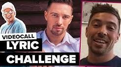 Lyric Challenge: DSDS-Gewinner Ramon Roselly singt die Hits von Pietro Lombardi & Helene Fischer