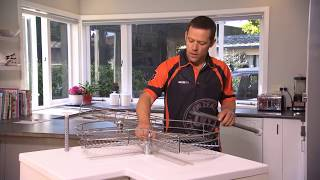 How To Install A Revolving Corner Unit | Mitre 10 Easy As