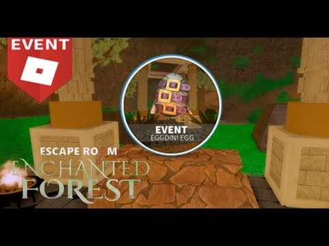 Enchanted Forest Roblox Escape Room Youtube
