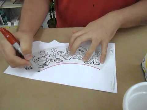 Crankin Out Crafts Ep114 Design Your Own Flower Pot Youtube
