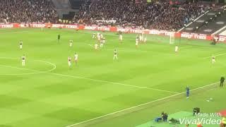 West Ham United 1 - 1 Stoke City