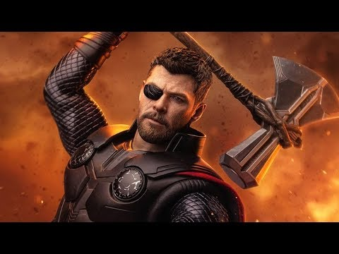 The Untold Truth Of Thor's New Hammer