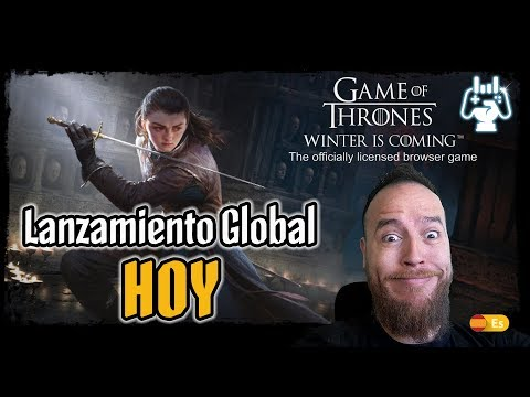 ⚔️ GAME OF THRONES: WINTER IS COMING ⚔️ Juego Oficial ⚔️ Lanzamiento Global
