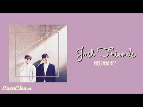 MeloMance(멜로망스) - Just Friends(욕심) Lyrics video [Han|Rom|Eng]